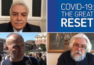 Grande Reset: Angelo Giorgianni - Pasquale Bacco - Alessandro Meluzzi