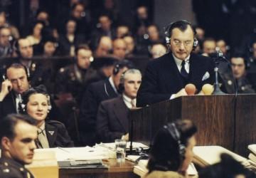 il tribunale dell'Aia ha accolto la denuncia per violazione del codice di Norimberga da parte del governo israeliano
