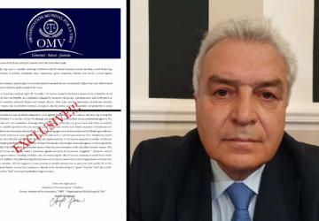 Denuncia di Giorgianni alla Corte de L'Aja